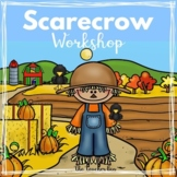 Kindergarten - Special Education-Primary -Scarecrows Math & Literacy Activities