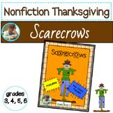 Scarecrows: Non-Fiction Passages & Printables