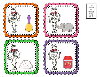Scarecrows, Spiders, & Skeletons Literacy & Math Activities
