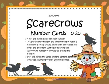 Scarecrows Numbers