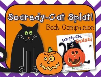 Scaredy-Cat Splat Book Companion