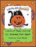 Scaredy-Cat Splat Literature-Based Activities