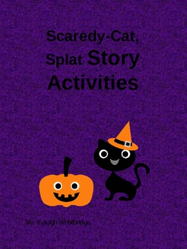 Scaredy-Cat, Splat Writing Idea