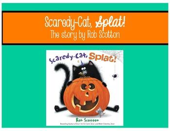 Scaredy-Cat, Splat! (book companion)