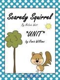 Scaredy Squirrel BOOK UNIT