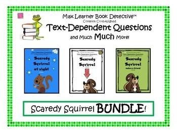 Scaredy Squirrel Bundle