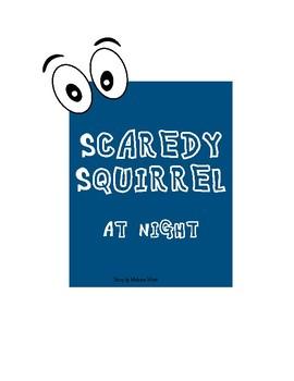 Scaredy Squirrel at Night Reading Comprehension