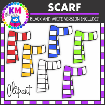 Scarf ClipArt