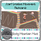 Scarf Creative Movement Cards