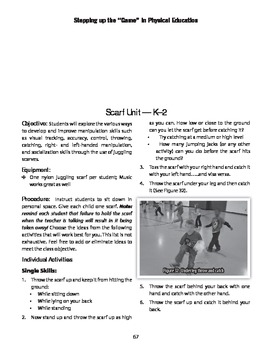 Scarf Unit for PE
