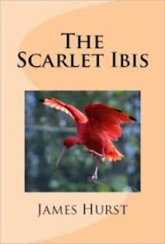 Scarlet Ibis Questions and Quotes for Analysis-Common Core aligned
