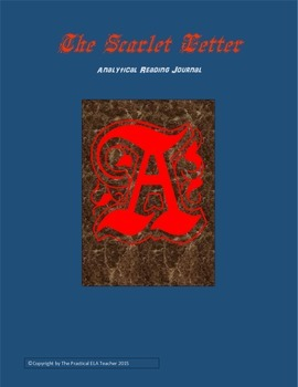 Scarlet Letter Analytical Journal