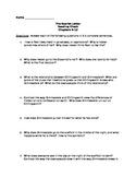 Scarlet Letter Chs 6-13 Quiz