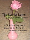 Scarlet Letter Close-Reading Study Guides 19 pages