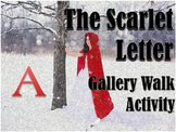Scarlet Letter Gallery Walk: Writing and Image Analysis Activity