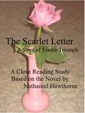 Scarlet Letter Quizzes (4 Quizzes, 10 questions each, answ