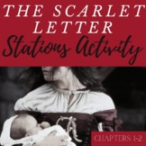 Scarlet Letter Station Activity Chapters 1-2