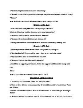 Scarlet Letter Unit Plan