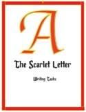 Scarlet Letter Writing Tasks