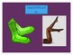 Scarpe ed Accessori (Shoes and Accessories) PowerPoint