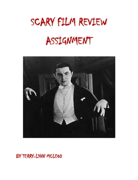 Scary Film Review Assignment