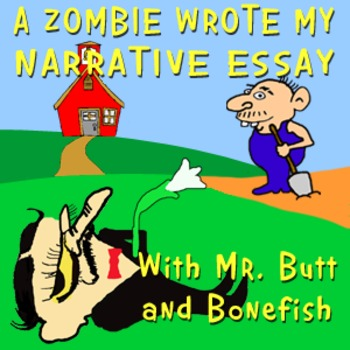 Scary Good Writing: Narrative Essay: The Final Exam (Aligns Common Core}