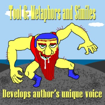 Scary Good Writing: Narrative Essay Tool 6: Metaphors and Similes (Common Core}