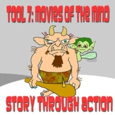 Scary Good Writing: Narrative Essay Tool 7: Movies of the Mind (Common Core}
