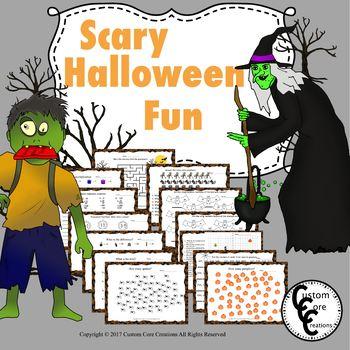 Scary Halloween Fun