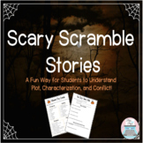 Scary Scramble Stories Creative Writing