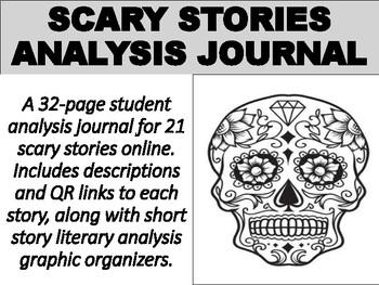https://www.teacherspayteachers.com/Product/Scary-Stories-Reading-Analysis-Journal-4869003
