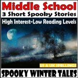 Scary Stories Hi Lo Struggling Readers