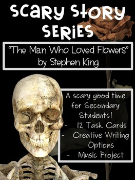 """Scary Stories for High School: Stephen King's """"The Man Who"""
