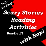 Scary Stories for Middle School Reading Comprehension Using Rap Songs