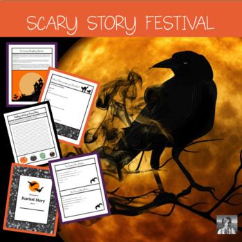 Scary Story Festival: ELA 4-8