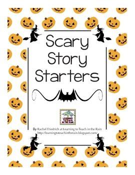 Scary Story Starters