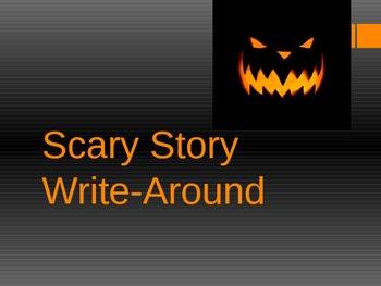 Scary Story Write Around