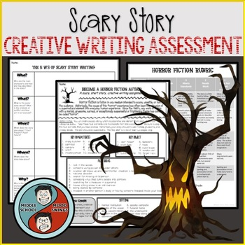 Scary Story Writing Assignment