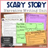 Halloween Writing: Scary Story Narrative Unit