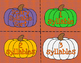 Scary Syllables - Halloween Word Sort Activity