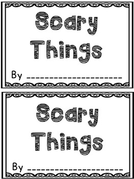 Scary Things!