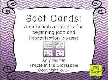 Scat Lesson Set