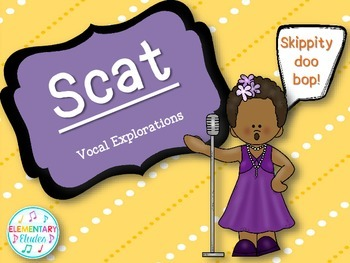 Scat Vocal Explorations (Jazz)