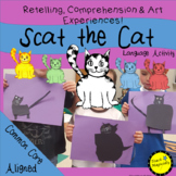 Language Experience Scat the Cat Story Retelling