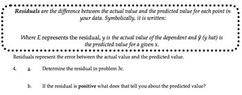 Scatter Plot Guided Notes
