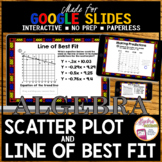 Scatter Plot and Line of Best Fit (Made for Google Drive)