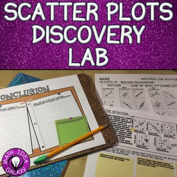 Scatter Plots Lesson - Discovery Lab