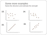 Scatter Plots PowerPoint activities assessment