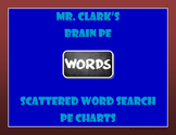 Scattered Word Search PE Charts