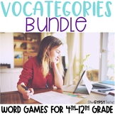 Scattergories BUNDLE! #bundleupwithtpt
